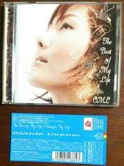 (CD)Changin' My Life/チェンジングマイライフ☆ザベストオブマイライフ★帯付き