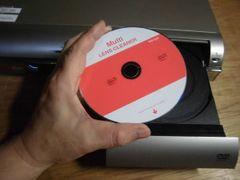 マルチレンズクリーナー★ブルーレイ・DVD・CD・プレーヤー復活