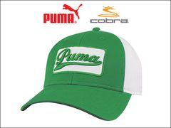 PUMA キャップ 908356 01 GREENSKEEPER CAP (COBRA)