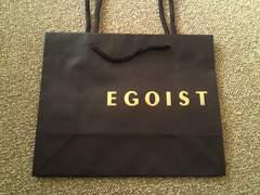 EGOIST エゴショップ袋