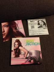 安室奈美恵best fiction初回限定CD+DVD付 定価3990円