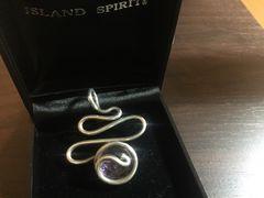ISLAND SPIRIT アイランドスピリット*ビックウェーブ 紫