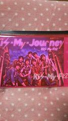 Kis-My-Ft2☆Kis-My-Journey初回生産限定A☆CD+DVD☆キスマイ ピンク