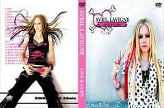 �ᑗ��������AVRIL LAVIGNE LIVE&PV �A�����������B�[�� �v����