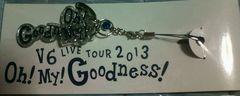 V6 LIVE TOUR 2013 Oh!My!Goodness!ストラップ&カラーテープ全色セット/OMG