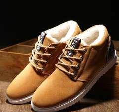 暖かい カジュアル シューズ 靴 ブーツ サイズ40/25cm