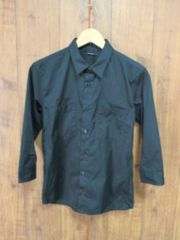 ☆AMERICAN RAG CIE/アメリカンラグシー 7分袖シャツ/メンズ/2