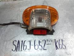 SA16J - 652… JOG  [ZR  エボにも]テールランプ