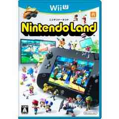 ■Nintendo Wii U『Nintendo Land』