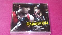 浜崎あゆみ feat.浦田直也 Dream ON CD+DVD