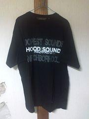 KRHYME DENIM�wHOOD SOUND T��xBayBlues DSC DS455 HOKT HI-D