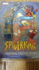 正規品 未使用 スパイダーマン USJ商品 ムービーストラップ