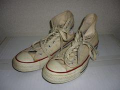 used コンバース オールスターハイ converse all star キャンバスニーカー靴25
