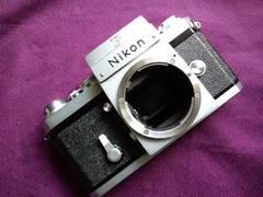 Nikonファーストpro機F.ウエストレベル