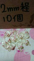 ネイルサイズ小さなペロペロキャンディ10個