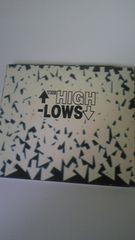 ザハイロウズアルバム HIGH-LOWS送料無料