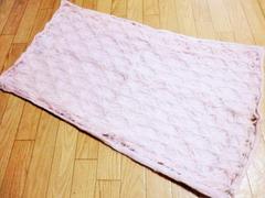 アンナモリナーリ/ANNA MO花柄レース加工チュニックスカート