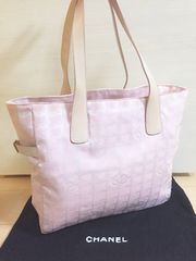 1円 ◆正規品◆ 超美品 シャネル ニュートラベル トート バッグ