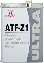 ホンダ純正 ATFオイル ウルトラATF−Z1 4L缶