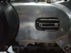 (974)Z400FXZ550FXZ500FXレリーズフィン