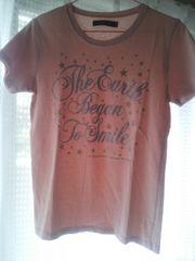 ☆SOMETHING☆Tシャツ2枚セット (ピンク&白)