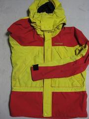 ◆Marmot(マーモット)/スノボJKT*スクープジャケット/黄赤/ナイロン防寒防水/ノース好