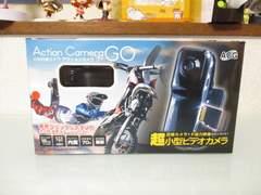 超小型ビデオカメラ Action Camera GO