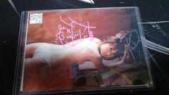 大島優子・サイン入り公式生写真・5枚セット