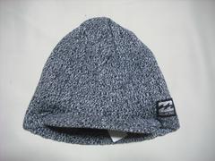 mb31 男 BILLABONG ビラボン つば付き ニット帽