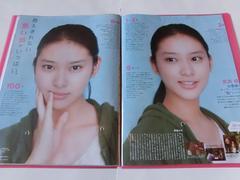 武井咲▽切り抜き20ページファイル冊子▽