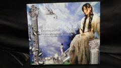 FictionJunctionYUUKA/Destination/特典レコードサイズサイン入りジャケット