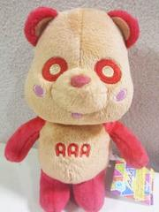 AAA え〜パンダ日焼けぬいぐるみ赤(伊藤千晃)