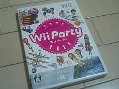 送料込み・Wii・Wiiパーティ