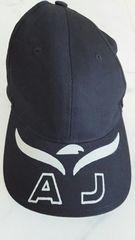 即決 本物 ARMANI JEANS/アルマーニジーンズ 帽子 黒系