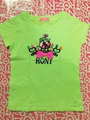 RONI ロニィ Tシャツ ビジュー付き S