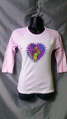 グレイトフルデッド 七分袖Tシャツ未使用品デッドベア