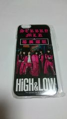 HIGH&LOW E-girls 苺美瑠狂 iPhone6 6S カバーケース