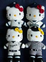 サンリオ キティ ぬいぐるみ 野球