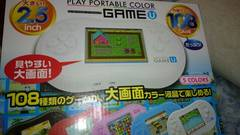 PLAY PORTABLE COLOR  GAME