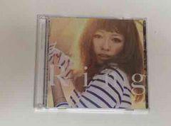★加藤ミリヤ『Ring』CD+DVD★