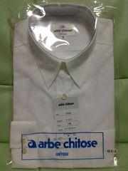 女子スクールシャツ♪新品、ホワイト7号