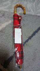マッキントッシュ UV 楽折 折りたたみ傘 55�p 未使用 新品