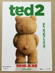 映画「ted2 テッド2」チラシ10枚�@
