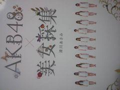 AKB48写真集「AKB48美女採集」(特典ポストカードなし)