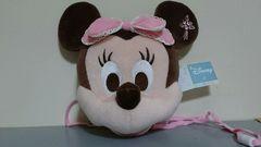 Disney baby*ミニー・フェイスバッグ