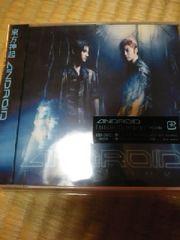 東方神起 CD+DVD 初回盤 ANDROID 帯付き