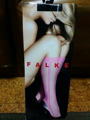 FALKE ハイソックス インポート 新品 ブラック