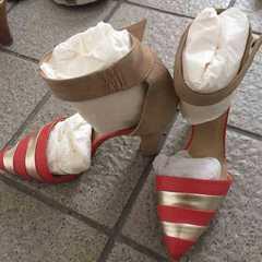 ダイアナ ハイヒール 靴