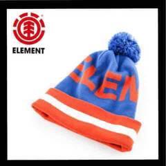 新品ニット帽ELEMENT/エレメント スノーウェア ビーニー