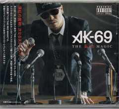 新品即決 TWO-J,アナーキー,HI-D他 AK-69/THE RED MAGIC(AK69)